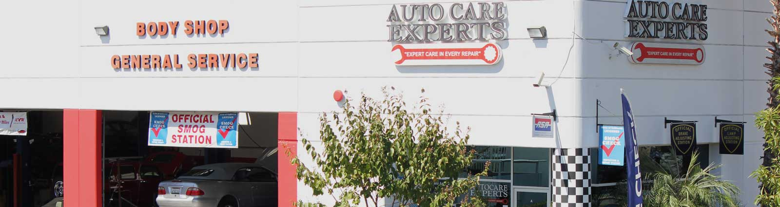 body shop and mechanics shop - Auto Care Experts in Mission Viejo