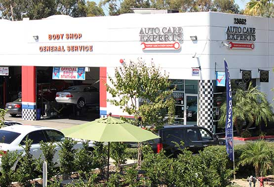 body shop and auto repair - Auto Care Experts